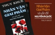Những dòng cảm nghĩ về cuốn biên khảo của Thuỵ Khuê: Nhân văn Gia phầm và vấn đề Nguyễn Ái Quốc