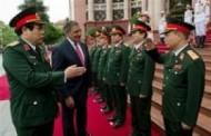 4-6-2012: Bộ trưởng Quốc-Phòng Hoa Kỳ Tiếp Thu Hà Nội