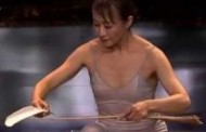 BEAUTIFUL VIDEO: The Incredible Power Of Concentration --- Miyoko Shida's performance