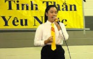 VIDEO: VIVIAN HUỲNH --- Ca sĩ 13 Tuổi gốc Việt Hát Nhạc Việt Khang, Trần Vũ Anh Bình
