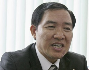 2014 JAN 17 Vinalines 300 Dương Chí Dũng
