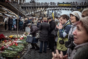 2014 FEB 23 Ukraine Free. 300
