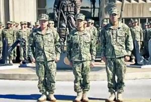 2014 MAR 26 Trung Tá Hải quân Cao Hùng.300