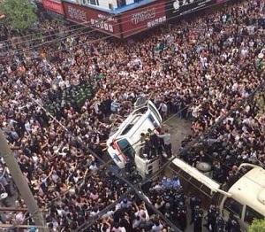 2014 APR 22 Bạo động ở Chiết Giang.TQ300
