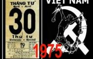 Ngày 30 Tháng Tư: Uất Hận Riêng, Quốc Hận Chung.  40 Năm Tỵ Nạn, Tự Do Chưa Đến Việt Nam