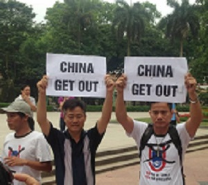 2014 MAY 13 CHINA GET OUT