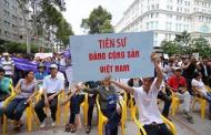 TS PHAN VĂN SONG: Viết Cho Những Ngày Lịch Sử --  Vinh Danh & Cám Ơn Đồng Bào Trong Ngoài Nước Việt Ta !