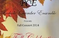 Prelude Chamber Ensemble: Fall Concert 2014 --- Fall Celebration