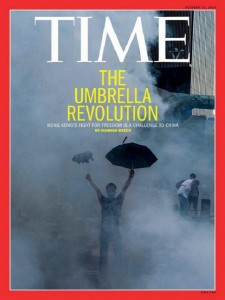 2014 OCT 2 UMBRELLA REVOLUTION