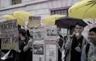 The Umbrella Revolution: Des Parapluies Fleurissent Dans Le Monde En Soutien Aux Manifestants De Hongkong