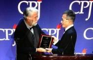 Tổ chức Bảo Vệ Ký Giả trao giải thưởng Tự Do Báo Chí Quốc Tế cho Điếu Cày