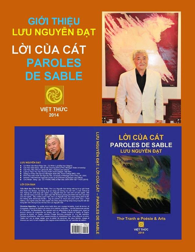 2014 SEP 19 PIX 640 LỜI CỦA CÁT POSTER 1BB. LƯU NGUYỄN ĐẠT-page-001