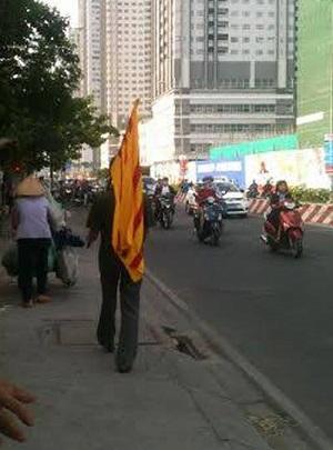 2014 DEC 1 CỜ VÀNG TẠI SAIGON.300