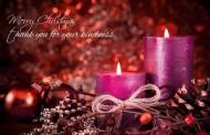 Huỳnh Thục Vy: Merry Christmas & Happy New Year 2015 -- Xin Nhớ Đến Nhau Trong Lời Nguyện Cầu