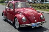 Chiếc Xế Của Một Thời:  VolksWagen-Con Bọ Hung.