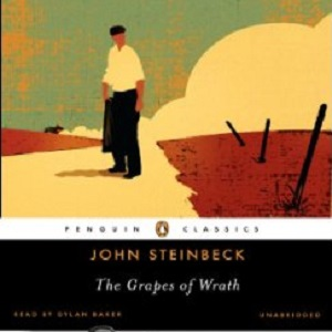 2015 APR 5 The Grapes of Wrath. John Steinbeck .300