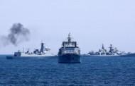 Hải Quân Nga-Trung Lại Tập Trận Rầm Rộ Trên Thái Bình Dương