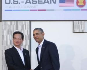 """Việt Nam """"Thoát Trung"""" Nhờ Các Hội Nghị Như Thượng Đỉnh Mỹ-ASEAN?"""