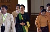Bà Aung San Suu Kyi Sẽ Lên Làm Tổng Thống Myanmar?