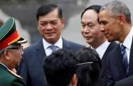 Gs Thayer: Tại Hà Nội, Obama Gởi Tín Hiệu Cứng Rắn Đến Bắc Kinh --- Trung Quốc Liên Tiếp Trúng Đòn Ngoại Giao Của Obama Và G7 --- Hội đàm Obama-Abe trước Thượng đỉnh G7