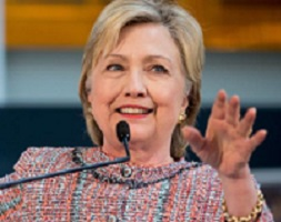 2016 JULY 5 HILLARY CLINTON