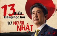 13 Điều Đáng Học Hỏi Từ Người Nhật
