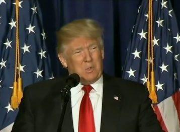 Bài Diễn Thuyết Của Donald Trump Khiến Cả Nước Mỹ Và Thế Giới Bừng Tỉnh