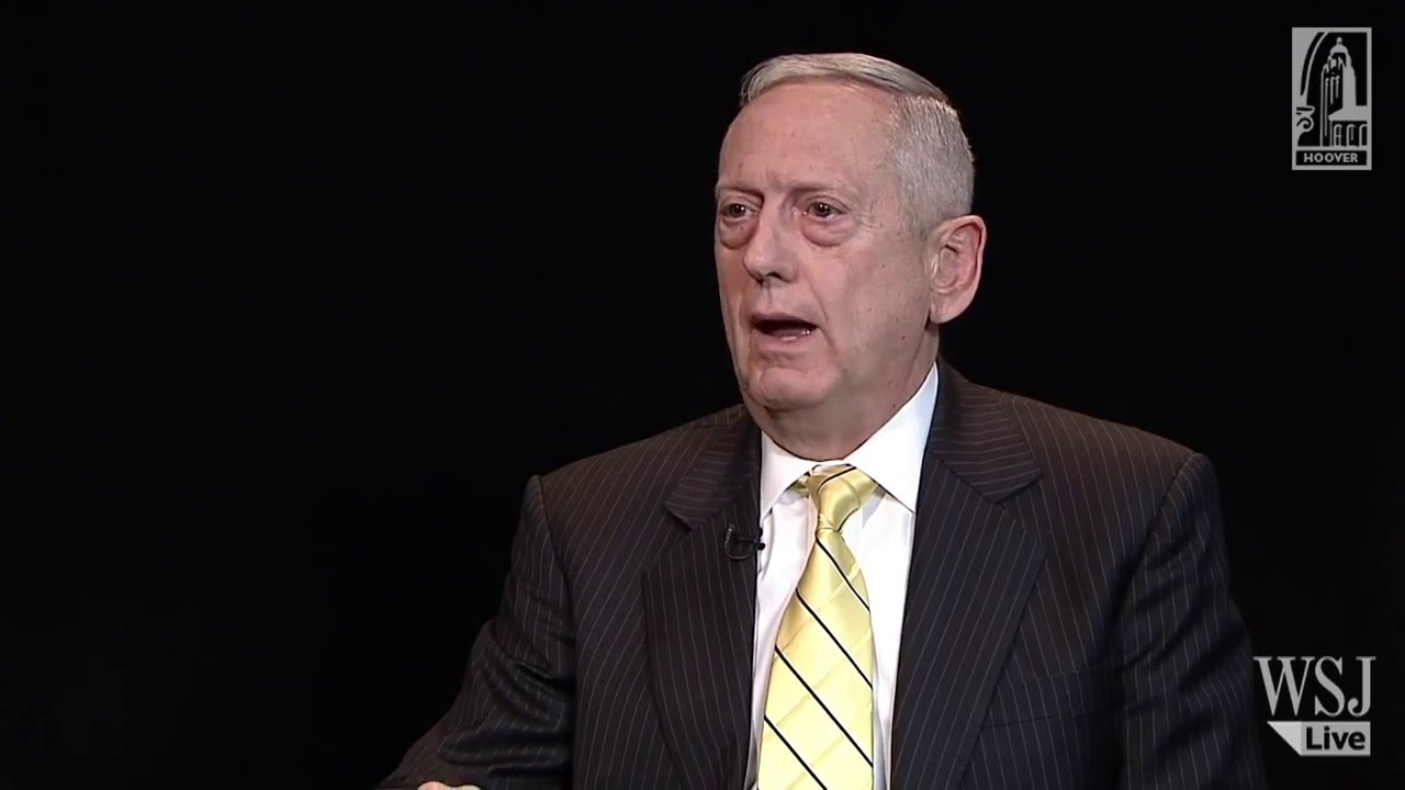 VIDEO: General Jim (Mad Dog) Mattis on the Nature of War