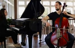 VIDEO (Brooklyn Duo): Nothing Else Matters [Metallica]