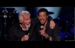 VIDEO: Enchanting  Minds -- Lionel Richie And Kenny Rogers Lady