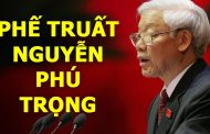 Thế lực Công khai Lật đổ Nguyễn Phú Trọng sau vụ Bắt Giam Đinh La Thăng