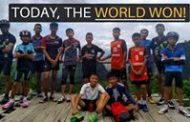VIDEO: TODAY, THE WORLD WON --  All 12 kids and their soccer coach were successfully rescued after 18 days of being miles deep inside a flooding cave in Northern Thailand
