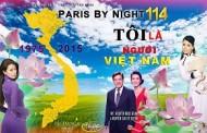 Paris By Night 114 1975-2015:  Tôi Là Người Việt Nam  Short Behind The Scenes