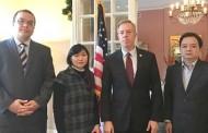 Ðại sứ Mỹ: Bắt LS Ðài, Việt Nam