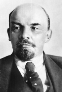 2016 MAY 11 Lenin