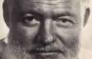 Ernest M. Hemingway (1899 - 1961) Và Tác Phẩm Ngư Ông Và Biển Cả