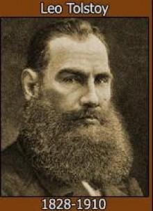 LEO TOLSTOY (1828 - 1910) với Đại Tác Phẩm: Chiến Tranh và Hoà Bình