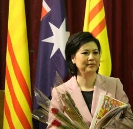 Dương Nguyệt Ánh, Đại biểu Thế hệ Việt Nam Một Ruỡi ở Hải Ngoại