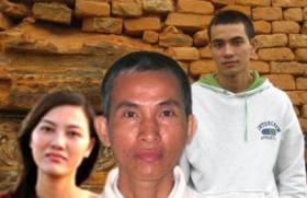 Toàn cảnh khủng bố gia đình nhà văn Huỳnh Ngọc Tuấn ngày 2.12.2011