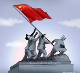 Hai ông Nguyễn Phú Trọng và Đinh Thế Huynh hãy trả lời về hành động làm ô nhục danh dự Tổ quốc!