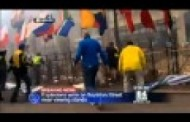 Explosions at the Boston Marathon --- President Obama Speaks on the Explosions in Boston