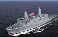 A Phoenix rising from the ashes: USS New York, made from the Remains of World Trade Center!