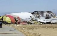 Boeing 777 Crashes at San Francisco International Airport