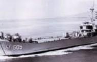 Kỷ Niệm Với  Dương-Vận-Hạm Nha-Trang, Hq 505
