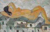 Danh họa Bùi Xuân Phái (1920 -1988)