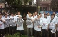 Hình Ảnh Dân Tộc Việt Nam Đang Nổi Dậy Chống Đối Chế Độ CSVN