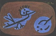 Paul Klee & The Golden Fish: Images of death and fear