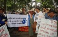 VIDEO: Biểu Tình Lớn Tại Sài Gòn Trong Ngày Đầu Năm Mới 2014