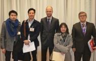 Đoàn Đại Diện Dân Sự Độc Lập Việt Nam Tường Trình Nhân Quyền Tại Brussels