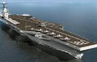 The Largest Aircraft Carrier in The World  [Full Video]